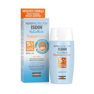 Fotoprotector ISDIN Fusion Water Pediatrics 50+