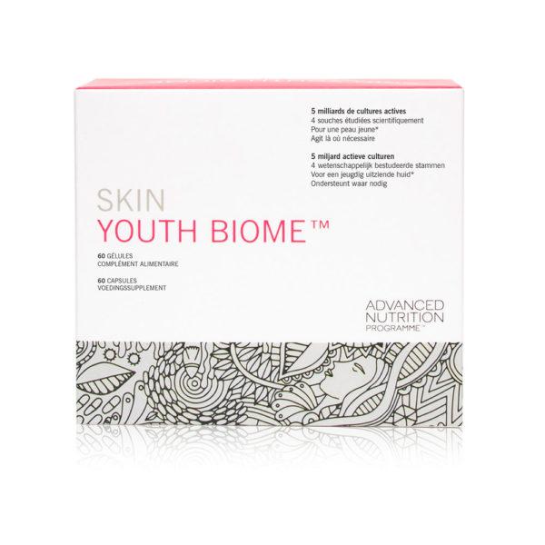 Skin youth biome caps