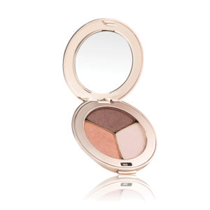 PurePressed® Eye Shadow Triple - Pink Quartz jane iredale