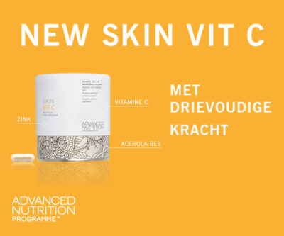 Skin vita C voedingssupplement