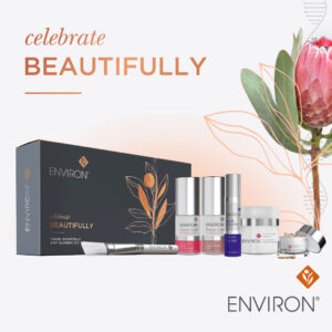 gift set post travel essentials Environ 2020