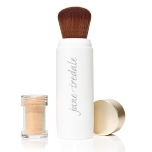 powder me spf brush tanned