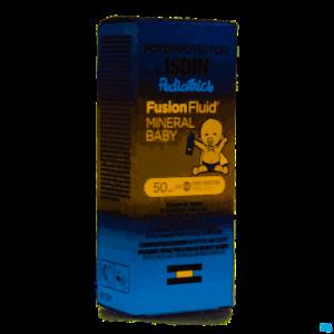 Isdin Fotoprotector Pediatrics Fusion Fluid Mineral Baby SPF50 50ml