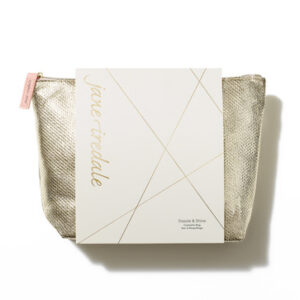 The Bag Limited Edition Holiday Bag jane iredale